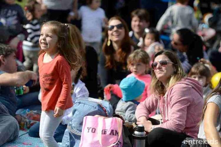Día del niño en Parque Bicentenario