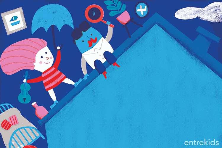 Teatro infantil UC - Un asombroso viaje por la casa