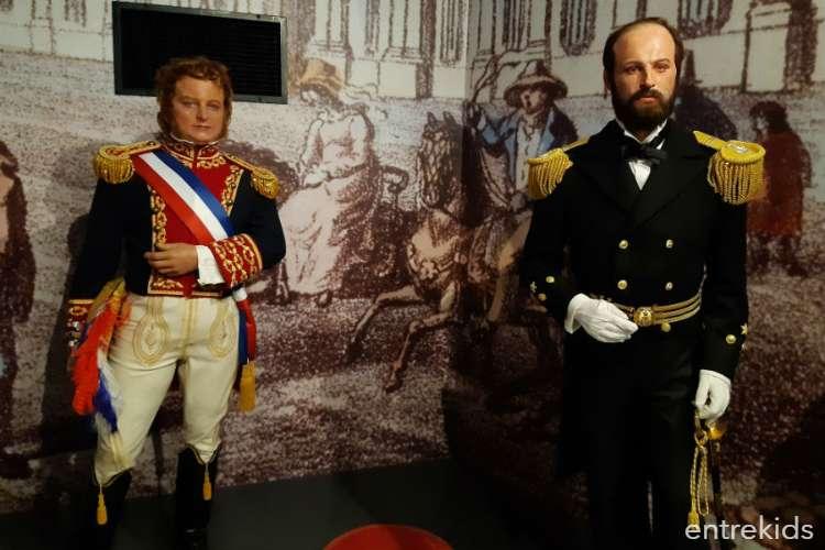 Museo de Cera de Las Condes