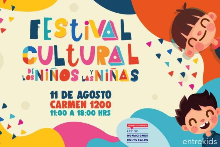 Festival Cultural de los niños y las niñas