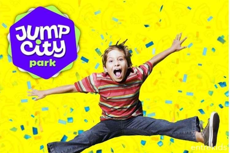 Jump City Park - El parque inflable más grande del mundo