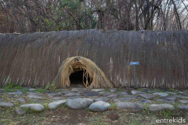 Museo de la Vivienda Tradicional Local en Bosque Santiago