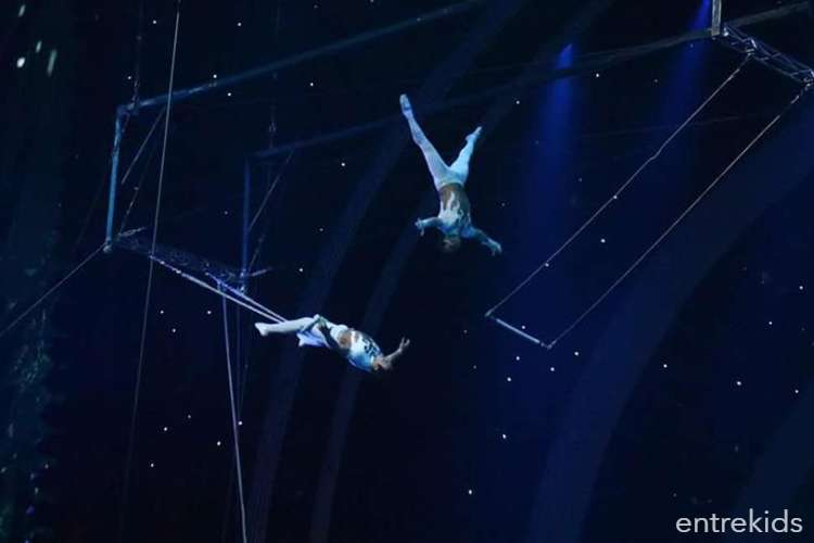 The Flyings Stars Circus