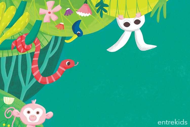 Teatro Infantil UC - Tico en el Libro de la Selva