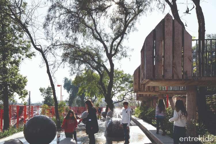 Parque Bicentenario de la Infancia - Oh! Stgo