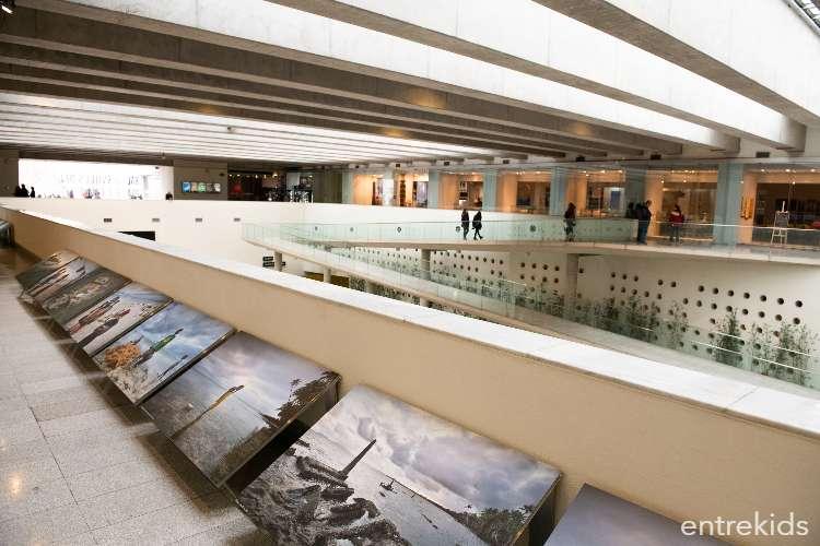 Centro Cultural La Moneda - Oh! Stgo