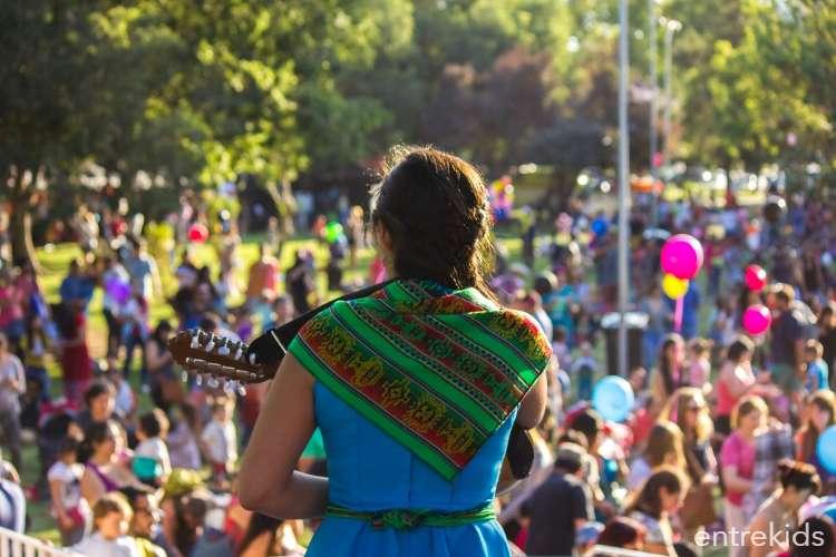 FestiCRIN: El evento familiar más importante de Santiago Sur