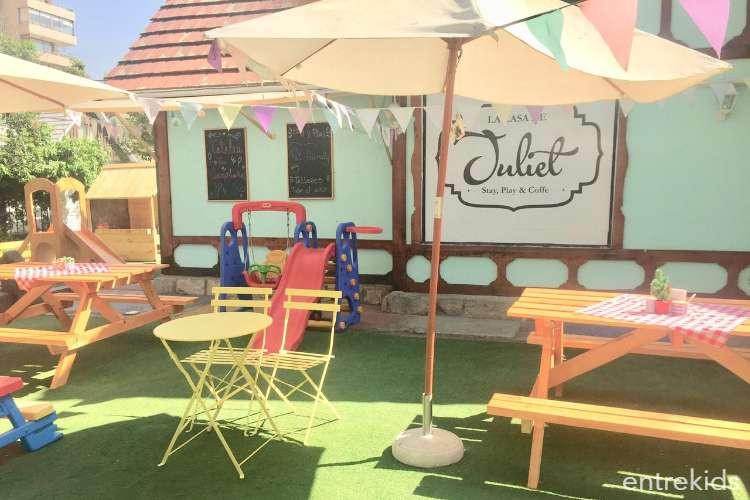 La Casa de Juliet - Café para ti y juegos para tus niños