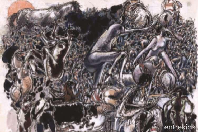 Museo Andino exhibe obras de Julio Palazuelos