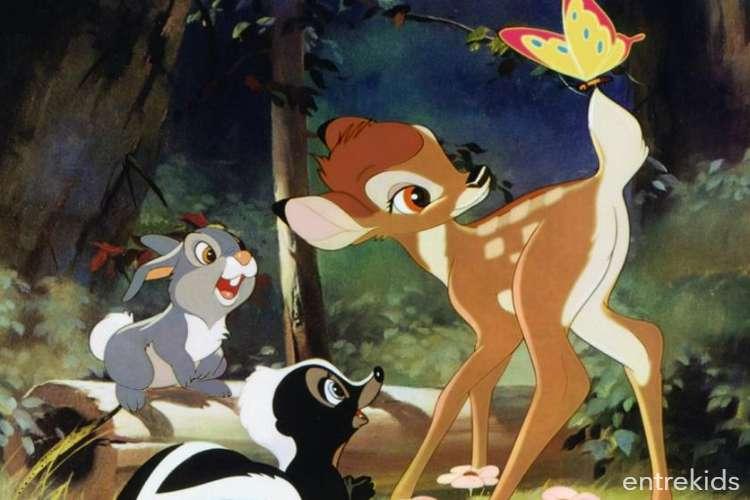 Cine + Cabritas: Bambi