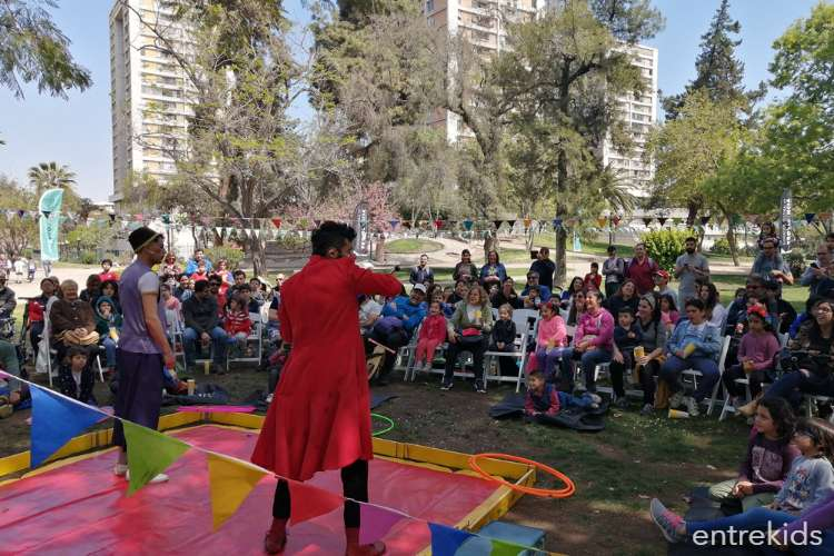 Festival de Teatro Provikids: Obra La Luna Encantada