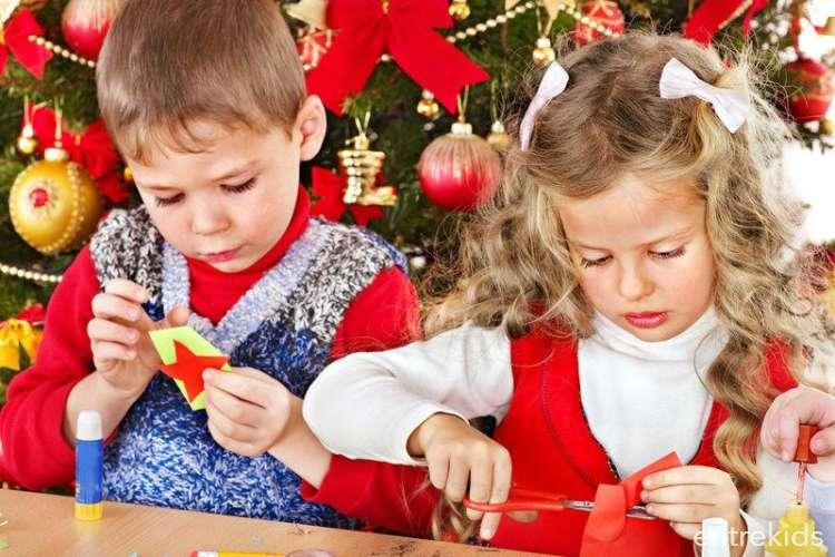 Taller de Navidad, espérala de una manera distinta