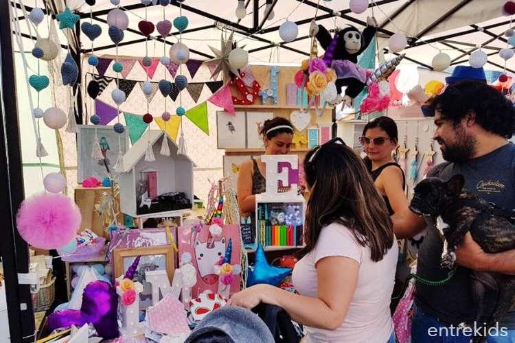 """Feria """"Todos x las pymes"""" en Las Condes"""