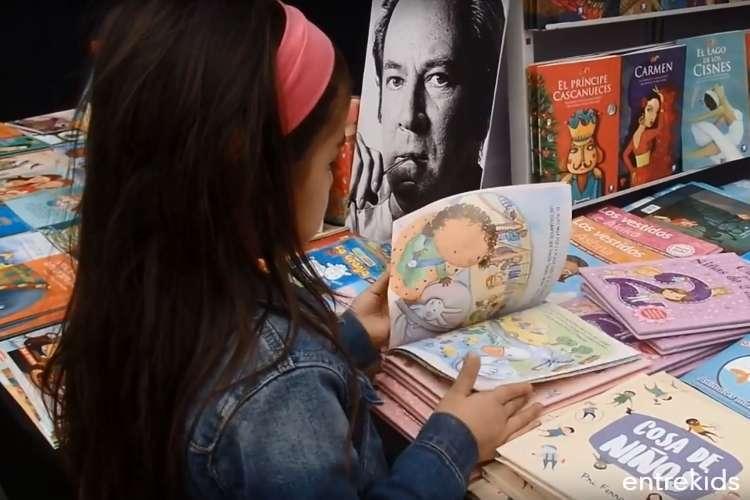 Feria del Libro en Ñuñoa
