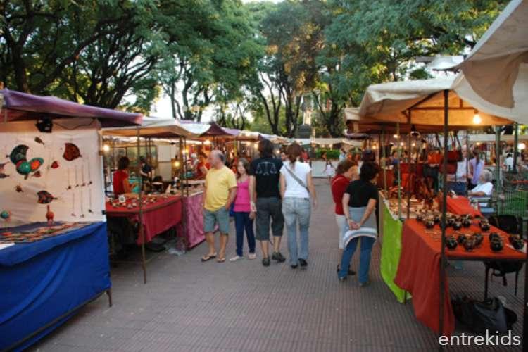 Feria Navideña El Llano - San Miguel