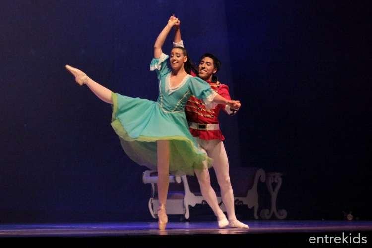 Ballet El Cascanueces en San Miguel