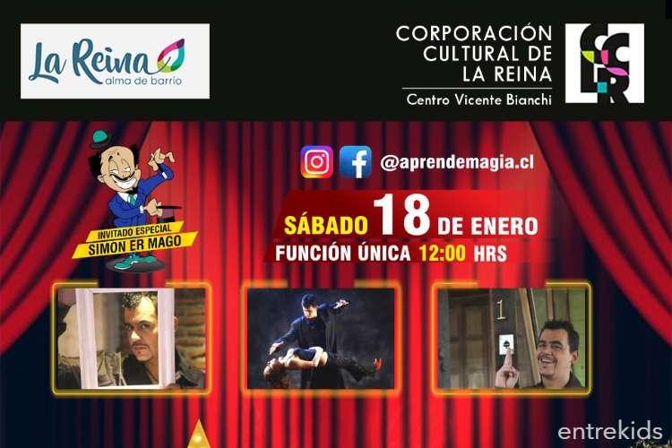 Magia y Asombro: Show A La Gorra