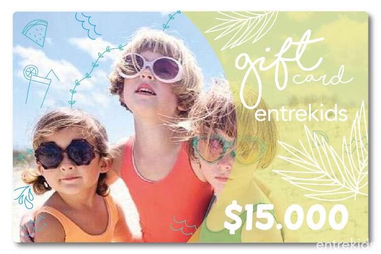 ¡Regala productos y experiencias para la familia! con Entrekids