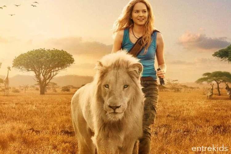 Cine en tu plaza Providencia: Mi Mascota es un León