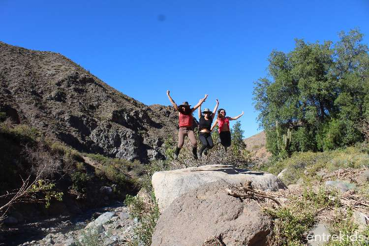 Día de Piscina y Cabalgata Familiar en el Valle de Putaendo