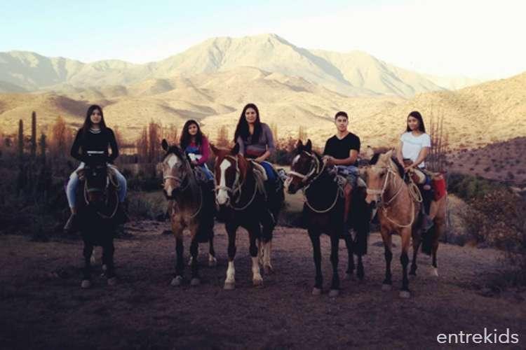 Cabalgata Familiar de Verano en el Valle de Putaendo