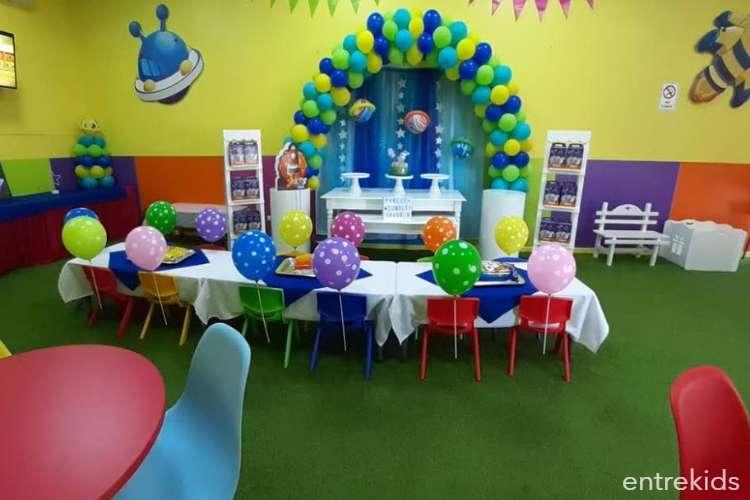 Cumpleaños en Tom & Mali Houses´s desde 10 niños