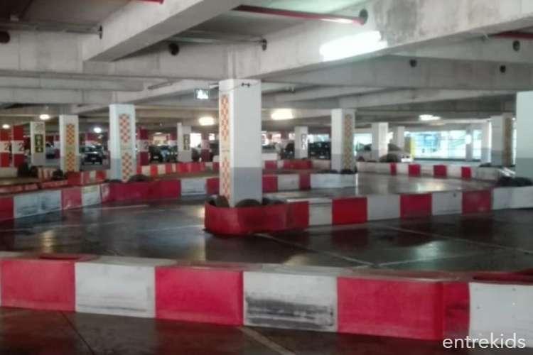 Ven a correr en Rally Kart Mall Barrio Independencia!