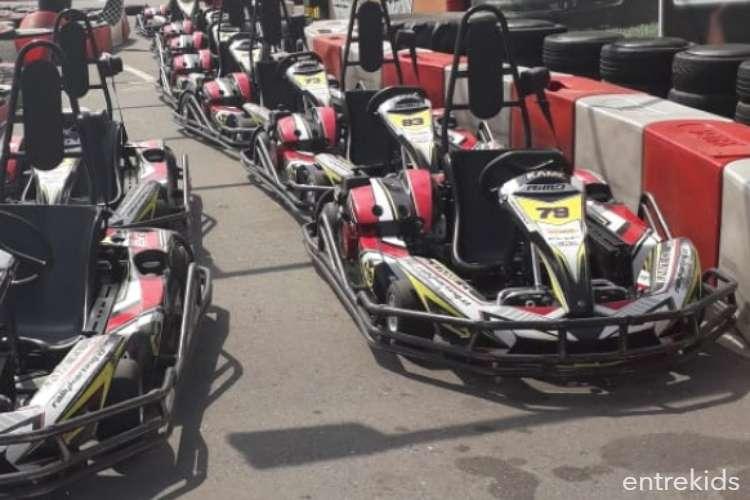 Ven a correr en Rally Kart Maipú!