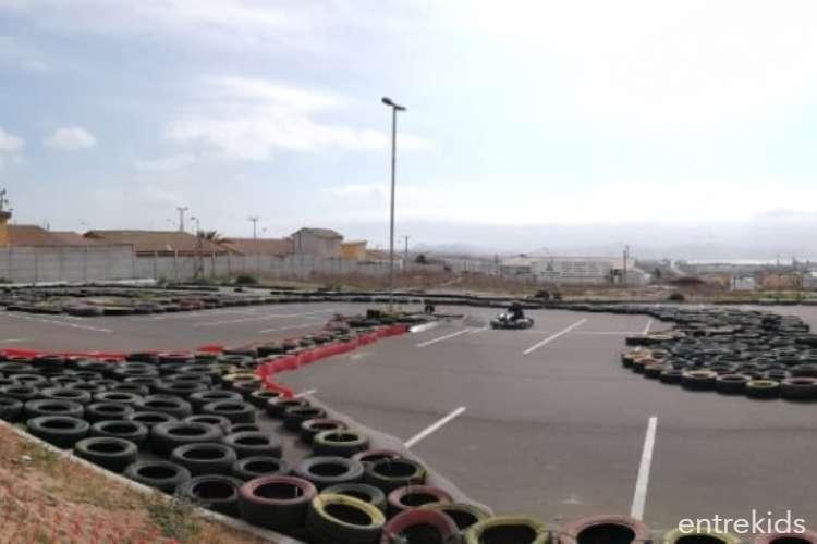 Ven a correr en Rally Kart Mall Trébol Concepción