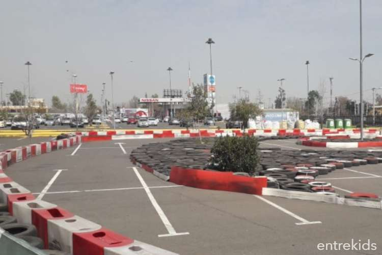 Ven a correr en Rally Kart Mall Sport!