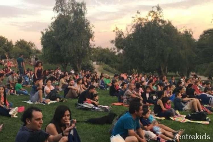 Cine al Pasto 2020: películas al aire libre