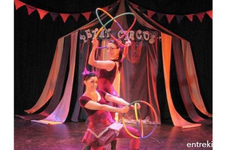 Espectáculo Infantil: Petit Circus