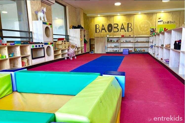 Entrada a jugar + helado en Baobab Café