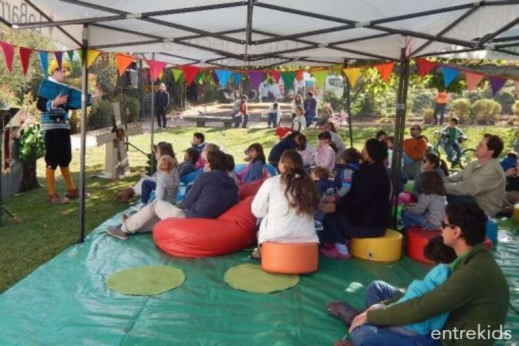 Vive tu Plaza - Las Condes