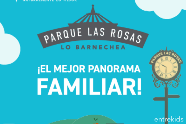 Parque Las Rosas - Lo Barnechea