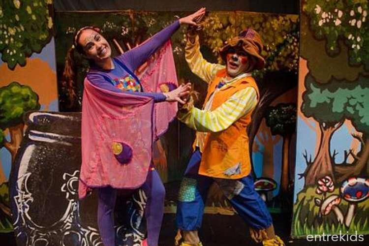 "Obra de teatro infantil ""El Ratón con Queso"" en Teatro Municipal de Ñuñoa"
