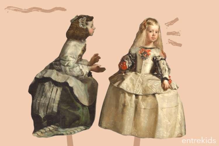 Marzo incubadora de arte: Las Meninas y sus historias