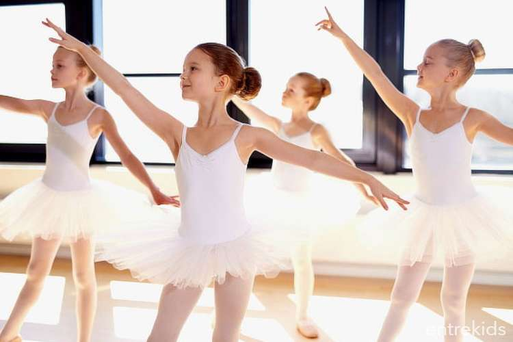 Clases Ballet Infantil en After School La Guarida Secreta