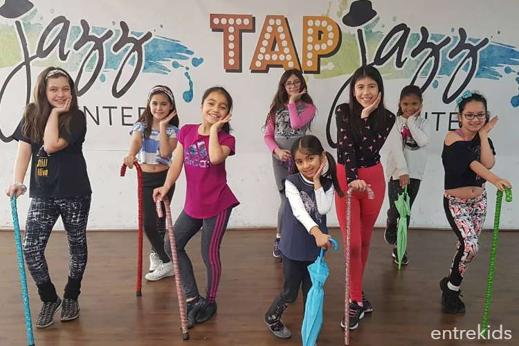 Sábados de danza en Tapp Jazz Center