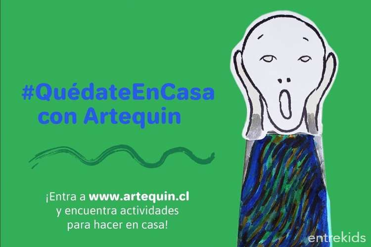 Quédate en casa con Artequin