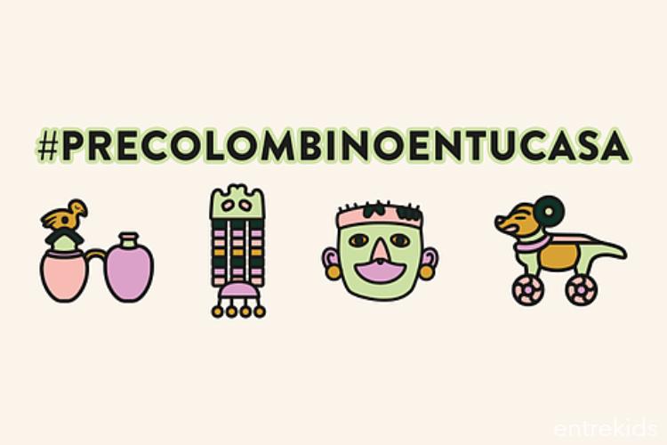 El Museo Precolombino en tu casa