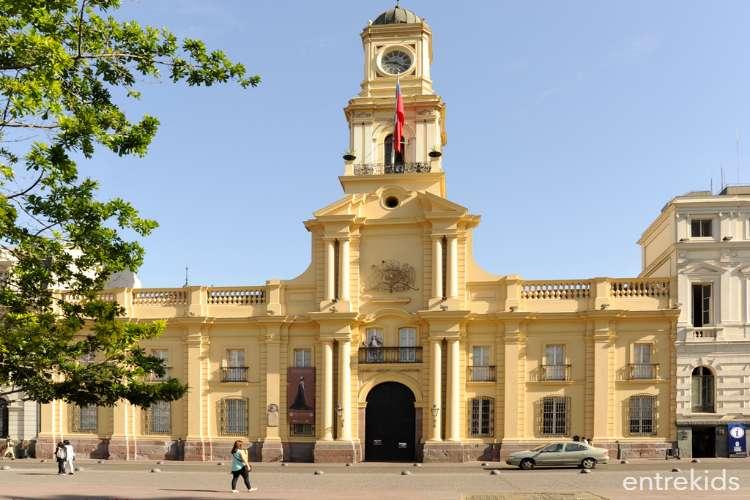 Recorre el Museo Histórico Nacional con un tour virtual