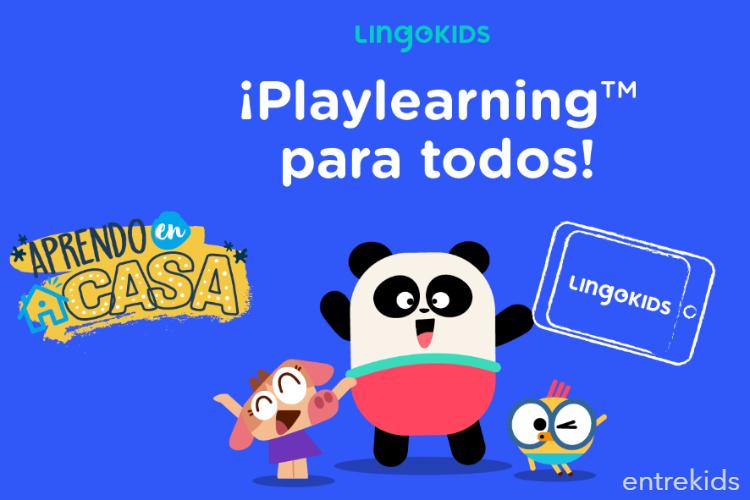 Sé parte de #Aprendoencasa: Playlearning gratuito para todos