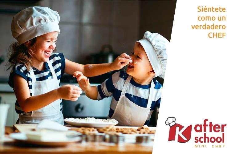 Taller After School KidZania - Mini Chef