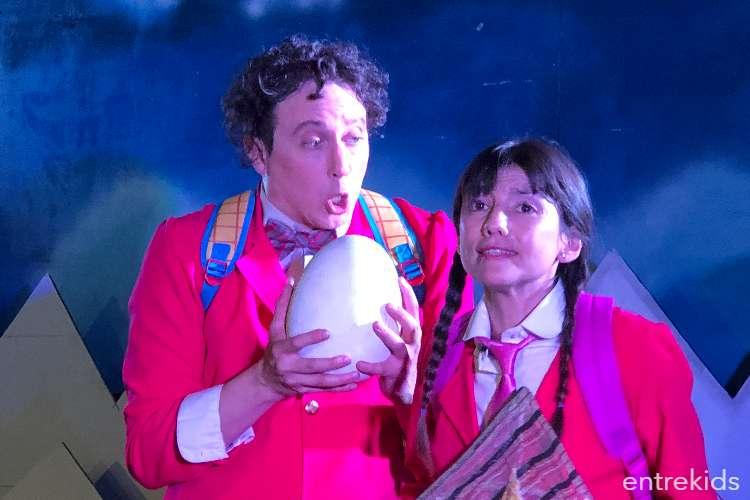 Teatro Infantil UC Online - El Volantín Mágico