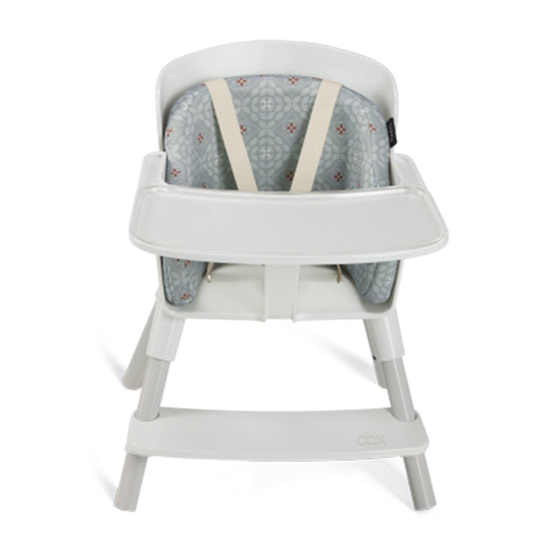 Silla de Comer Luyu XL Comfy Grey