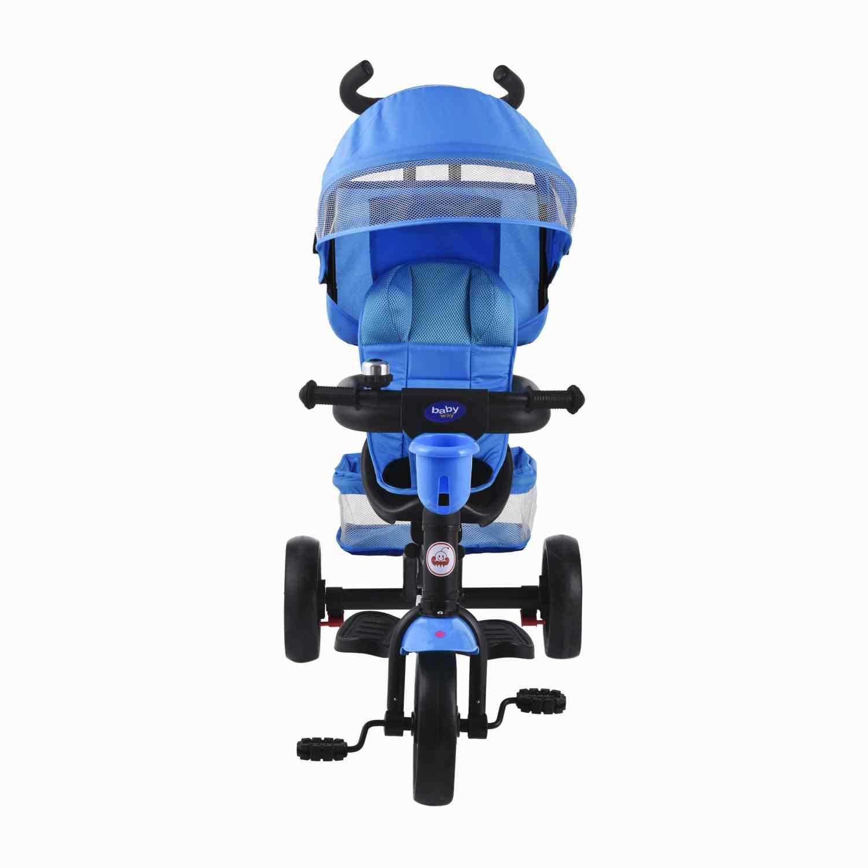 Triciclo Multietapas Baby Way Azul