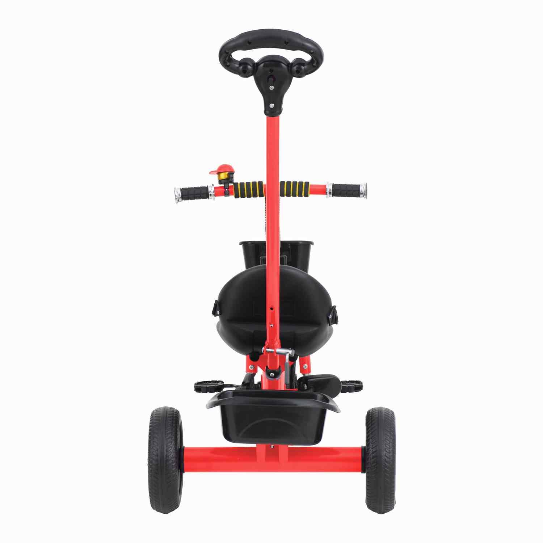 Triciclo Parental Baby Way Rojo