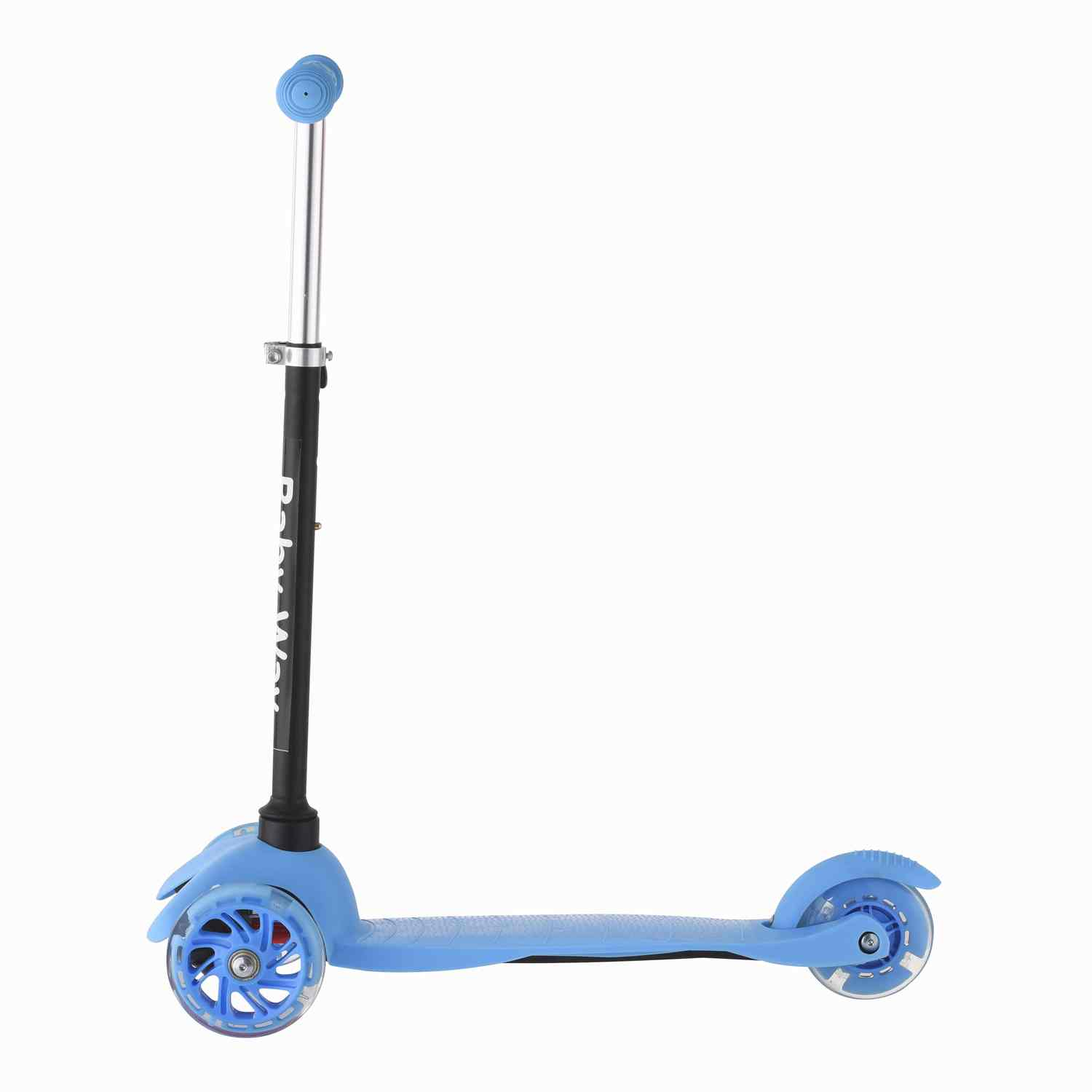 Scooter Luces Baby Way Azul