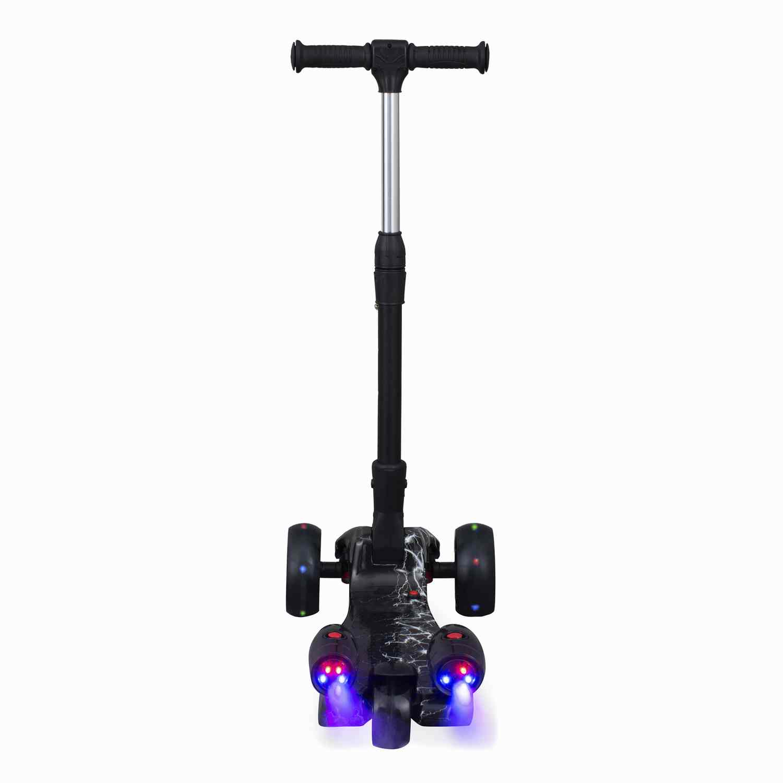 Scooter Con Vapor Luces Y Sonido Bw-513 Negro
